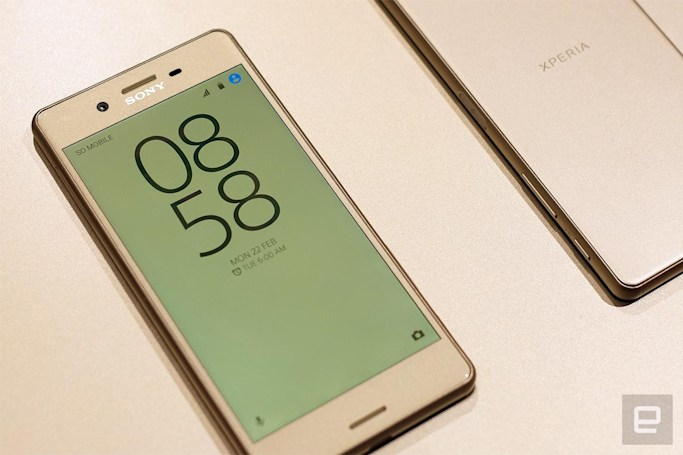 Sony is done with the Xperia Z range