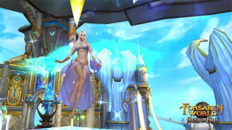 Forsaken World's Freedom Falls expansion coming February 4