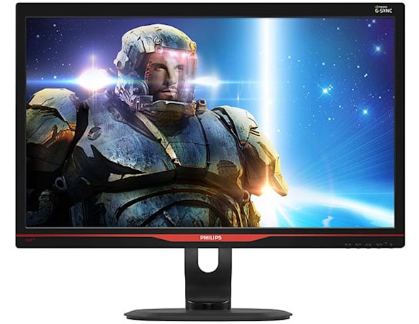 Philips' 27-inch monitor with NVIDIA's G-Sync tempts gamers with silky-smooth visuals