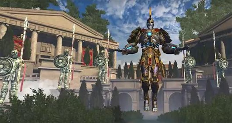 SMITE's newest addition is Janus, the god of portals and transitions