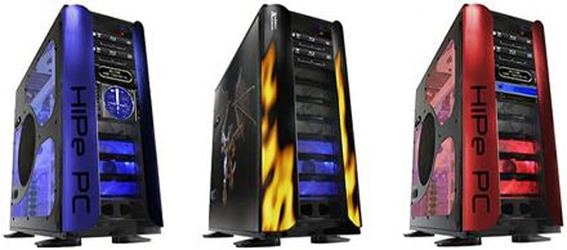 HiPe intros K-Tana 2.0 gaming rig, two-in-one Daisho 2.0 Dual PC