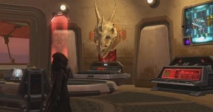 Star Wars: The Old Republic will allow you four strongholds per legacy