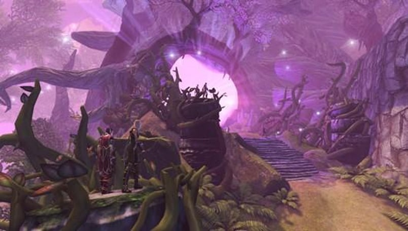 Celebrate Fury of the Feywild's launch with a trailer full of lore