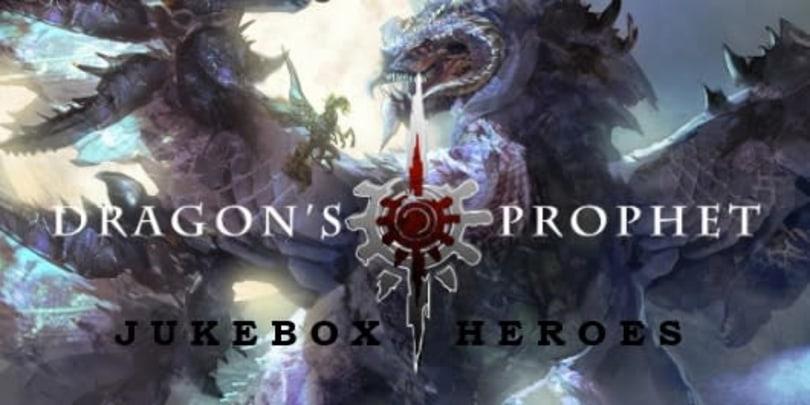 Jukebox Heroes: Dragon's Prophet's soundtrack