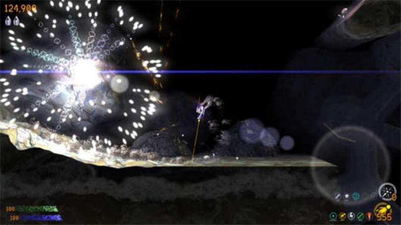 Indie space-cave explorer Retrobooster lands on Feb. 21