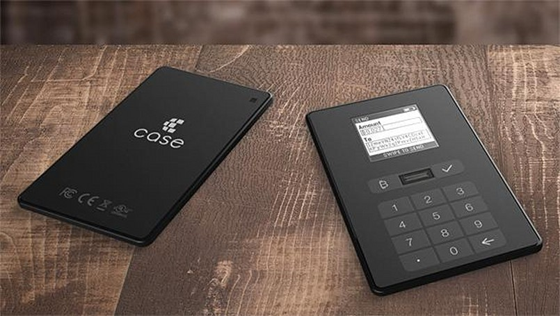 The super-secure 'Case' will fit bitcoins in your pocket this summer