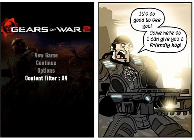 Readers pick best webcomic: Gears of Conflict Resolution