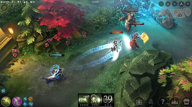 Mobile MOBA 'Vainglory' is coming to PC