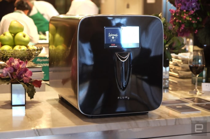 Plum is a smart but expensive gadget for the wine-obsessed