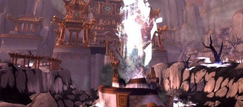 The destruction of the Vale