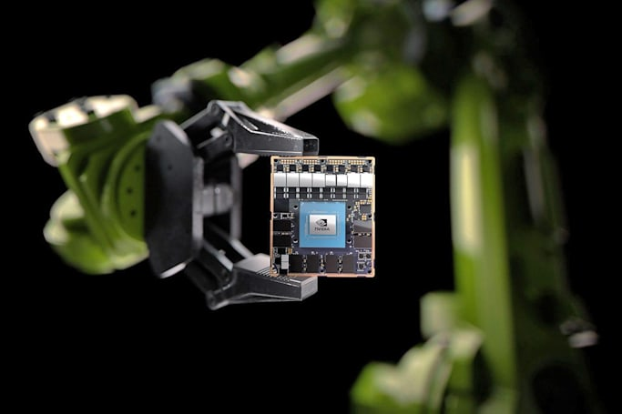 NVIDIA's $1,100 AI brain for robots goes on sale