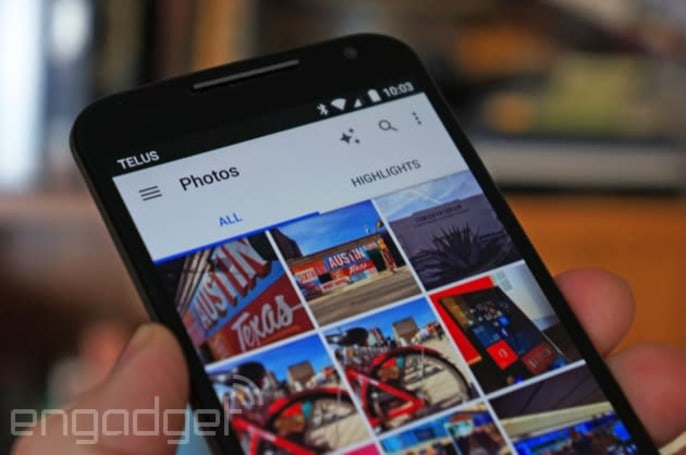 Google buys an app that helps you privately share photos