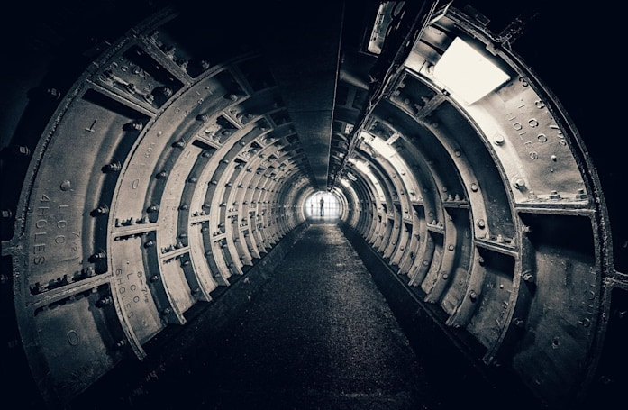 DARPA is seeking giant abandoned tunnels for... reasons