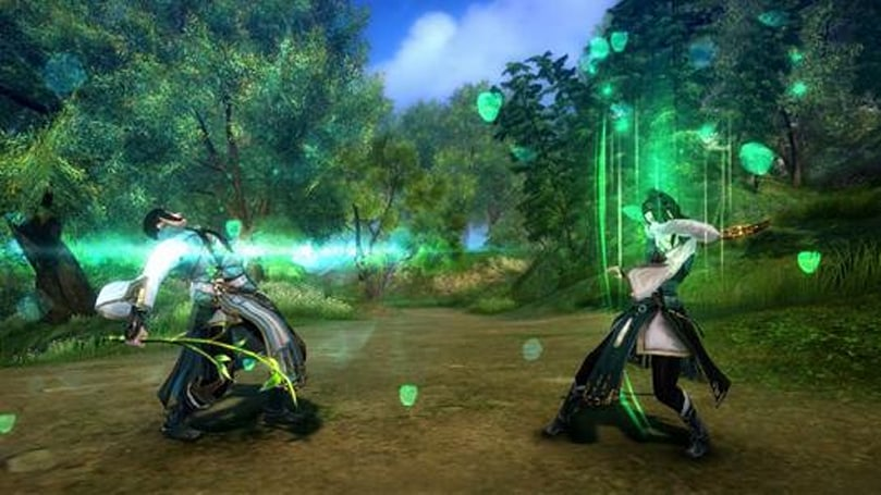 Age of Wushu expansion to feature 'a proper healing class'