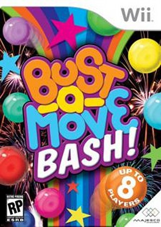 Majesco bursts onto Wii with Bust-a-Move Bash!