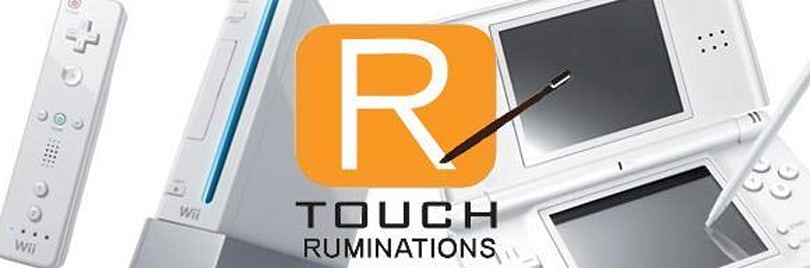 Touch Ruminations: Punch drunk
