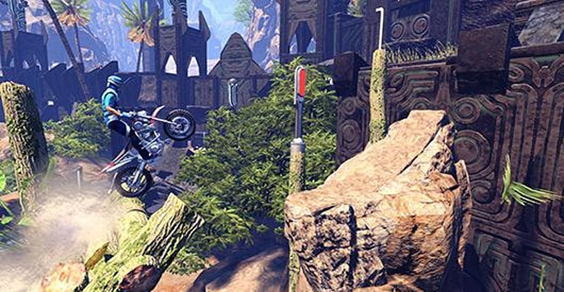 Trials Fusion rides into the Abyss in new DLC