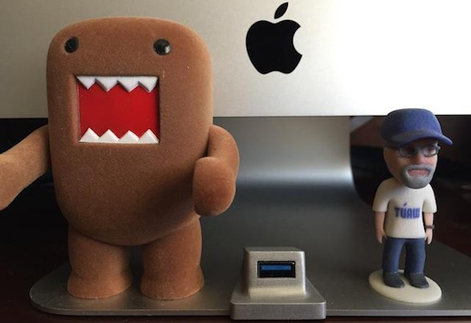 iMacompanion: Kickstarted accessory puts a USB 3.0 port at the front of your iMac