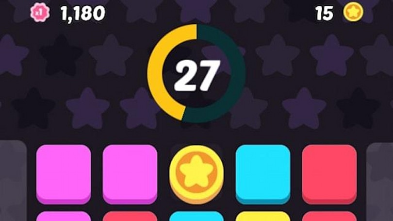 Flipop is a colorful memory game with gratifying bonuses