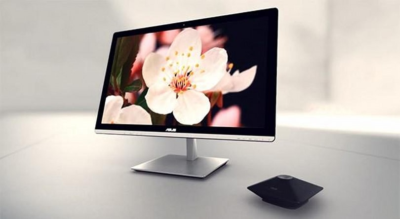 ASUS ET2321 Haswell all-in-one flashes slim design, optional NVIDIA graphics