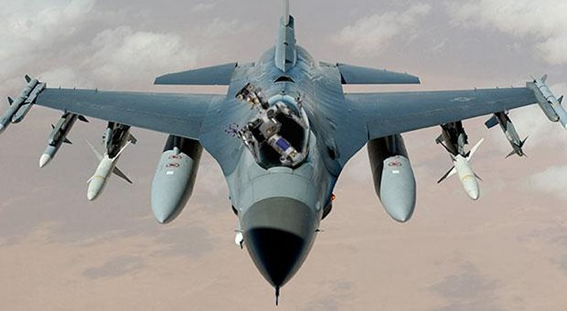 Boeing gives retired F-16 fighter new life as a drone (video)