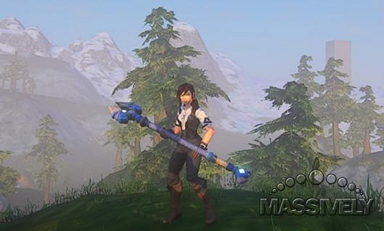 Armor and new weapon abilities are just the beginning of Landmark's latest update