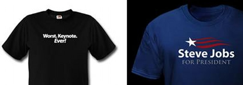 Two shirts for the Mac geek in your life
