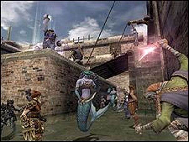 FFXI customers axed for using third party tools