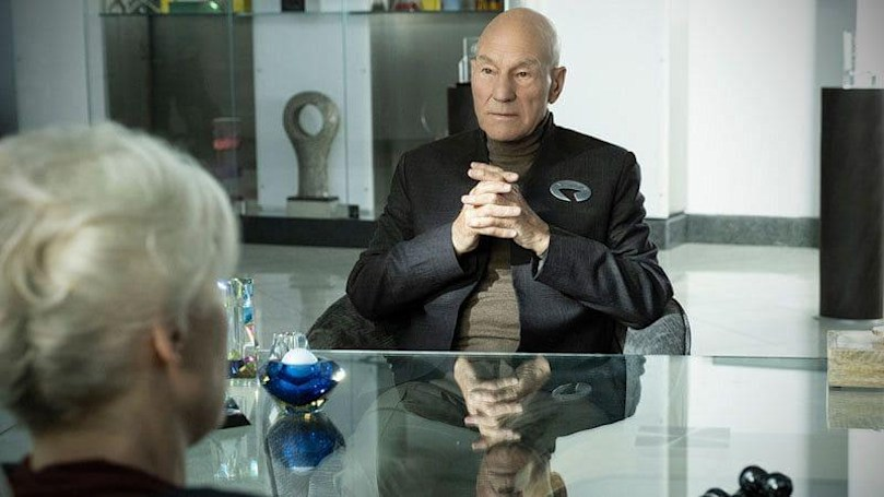 You might have to be a die-hard fan to get 'Star Trek: Picard'
