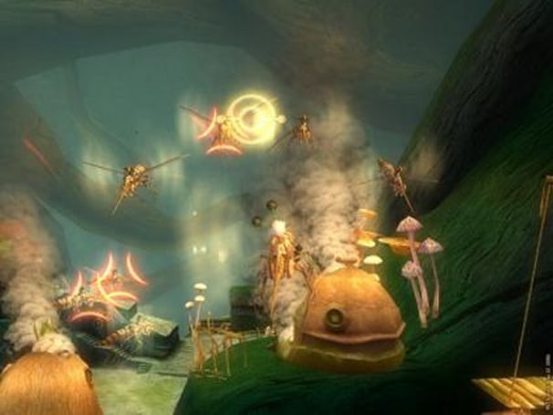 Arthur and the Invisibles screens