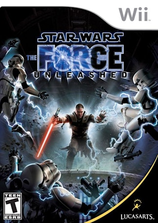 Joystiq hands-on: Star Wars: The Force Unleashed (Wii)