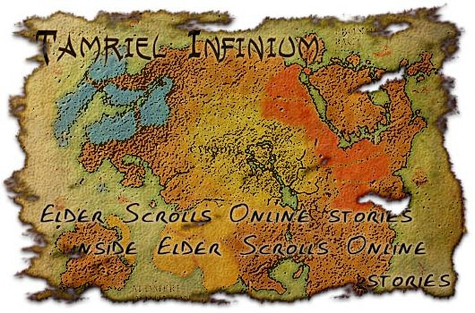 Tamriel Infinium: Elder Scrolls Online stories inside Elder Scrolls Online stories