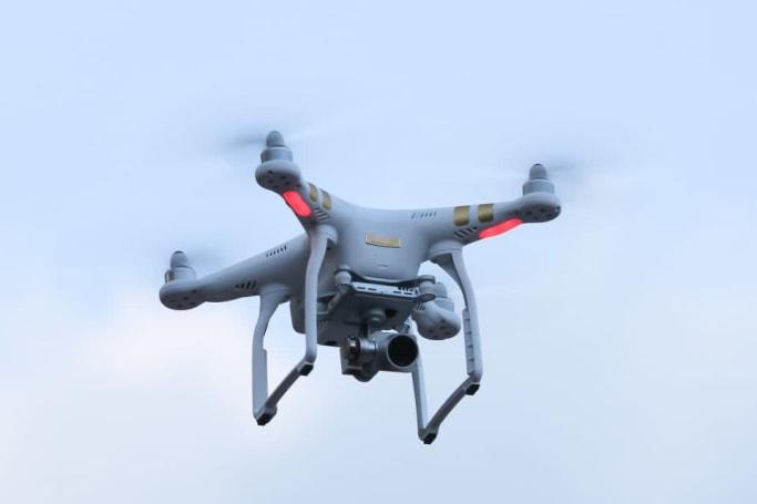 Hawk-eyed police seize drone flown over Wimbledon