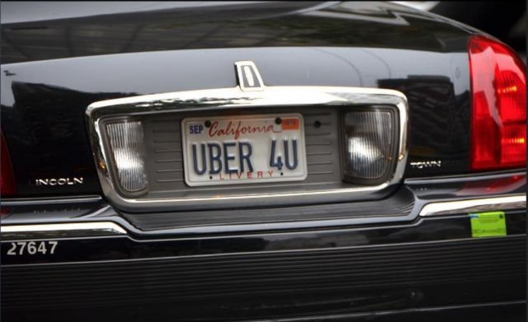 Google is adding free WiFi to Uber cars in Philadelphia, but only for the summer