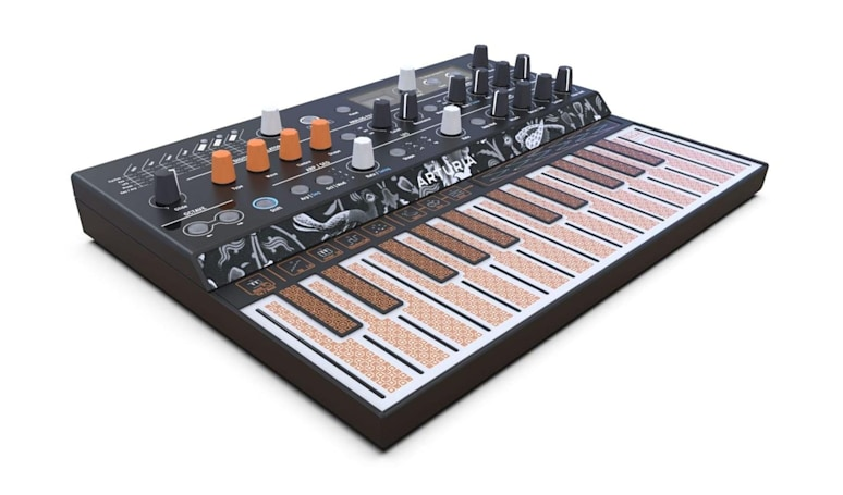 Arturia's MicroFreak is an affordable synth that lives up to its name
