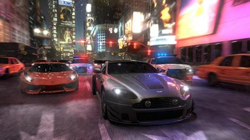 The Crew coming to Xbox 360
