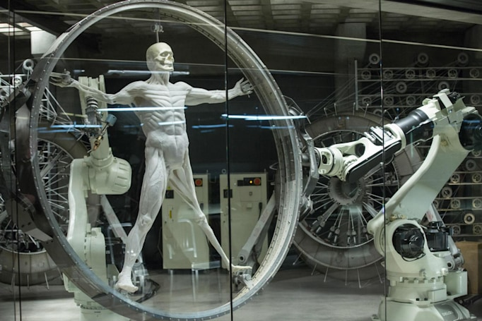 Synthetic muscle breakthrough could lead to 'lifelike' robots
