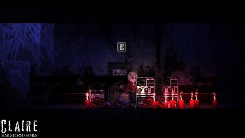 Steam lights a path to PC and Mac for 2D horror game, Claire