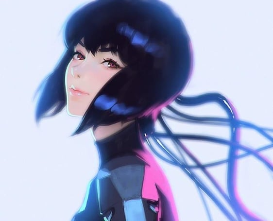 'Ghost in the Shell' returns with a new 3DCG series on Netflix