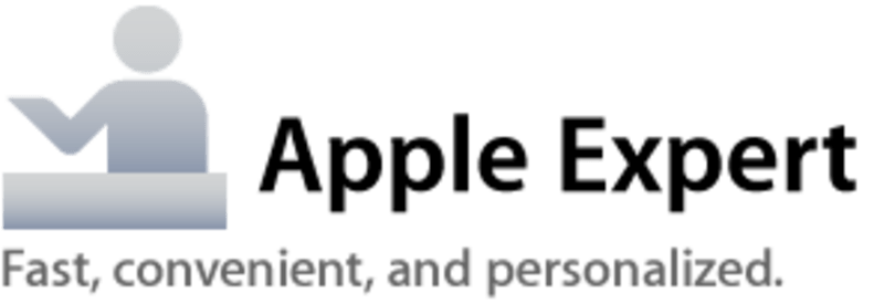 Apple Expert connections not very fast or personalized