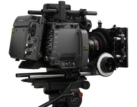 Sony's F65 CineAlta 4K camera now available for a paltry $65,000