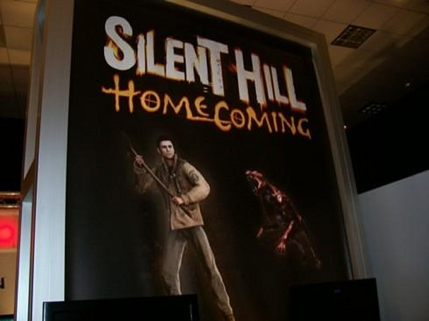 Joystiq E3 hands-on: Silent Hill: Homecoming