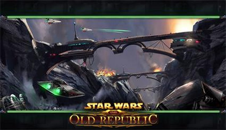 How will factions and PvP work in Star Wars: The Old Republic?