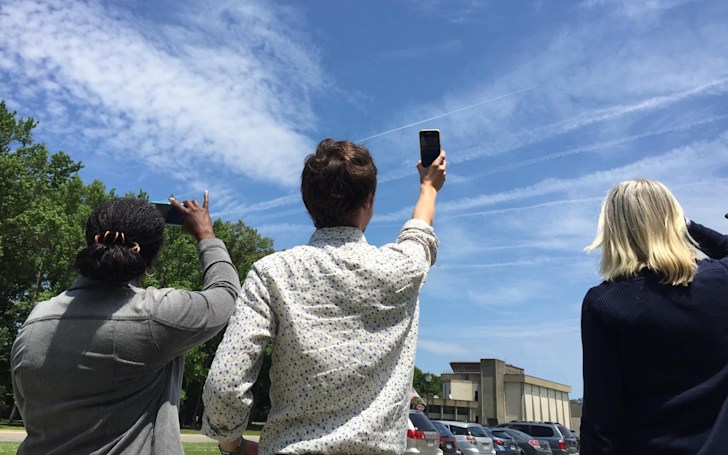 NASA wants your pictures of clouds to verify its satellites' data