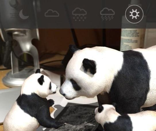 ZooKazam is a beautiful augmented reality app