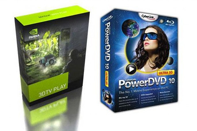 A first hand look at NVIDIA 3DTV Play and PowerDVD 3D