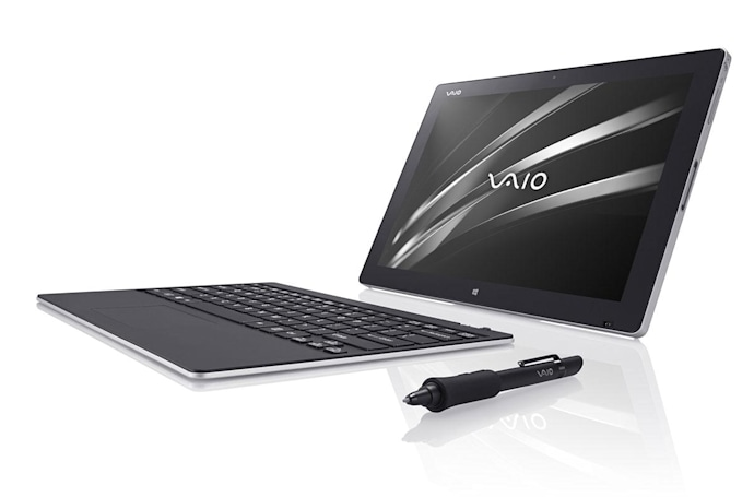 VAIO's convertible PC for creatives lands in the US