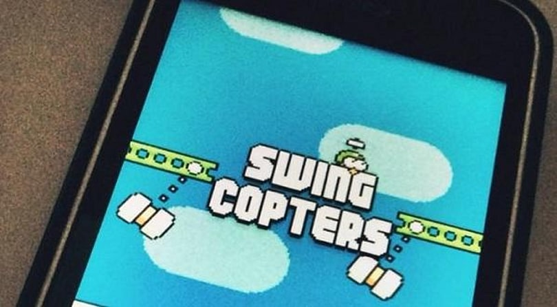 Flappy Bird creator's new game is vertically challenging