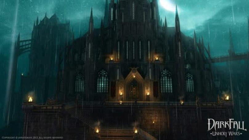 Aventurine details Darkfall's new Sinspire Cathedral dungeon