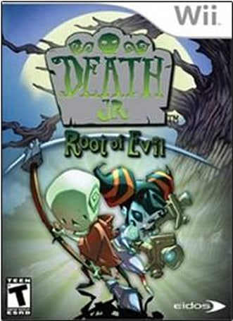 Wii Fanboy Review: Death Jr.: Root of Evil
